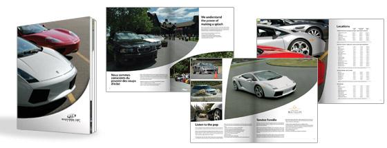 brochure design samples 12 about logo design