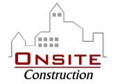 Construction Company Logo Samples