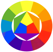 Logo Design Color Wheel