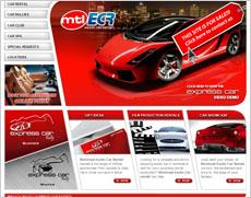 Website Design Samples | About Logo Design